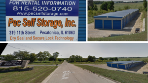 Photo of Pec Self Storage
