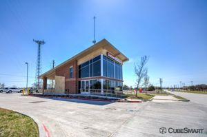 Photo of CubeSmart Self Storage - Mckinney - 4441 Alma Rd