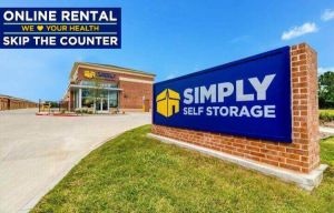 Photo of Simply Self Storage - 3801 Hardin Boulevard - Stonebridge Ranch