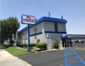 Photo of A-American Self Storage - Rialto