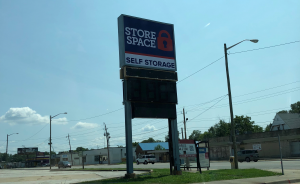 Photo of Store Space Self Storage - Indianapolis - Madison Avenue