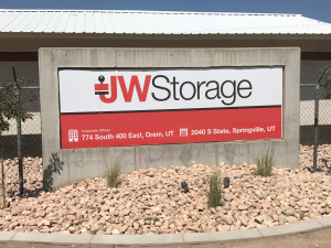 Photo of JW Storage - 2040 S State St