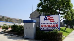 Photo of A-American Self Storage - Pomona