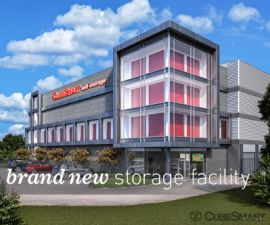 Photo of CubeSmart Self Storage - Houston - 4211 Bellaire Blvd