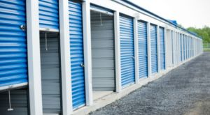 Photo of Blue & White Storage