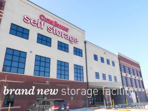 Photo of CubeSmart Self Storage - Lenexa - 11925 Santa Fe Trail Dr