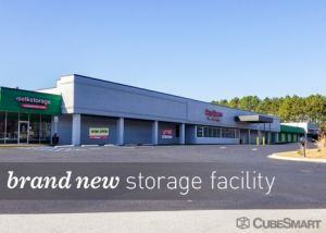 Photo of CubeSmart Self Storage - Greenwood - 1508 Edgefield St