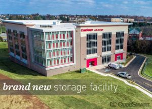 Photo of CubeSmart Self Storage - Ashburn - 45000 Russell Branch Pkwy