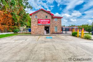 Photo of CubeSmart Self Storage - Conroe - 810 Gladstell Rd