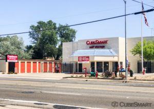 Photo of CubeSmart Self Storage - Orangevale - 6108 Hazel Ave