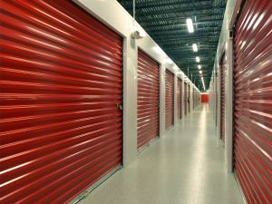 Photo of Secured Storage