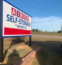 Photo of Aiken Self Storage at Whiskey rd. (Windy Hill Storage)