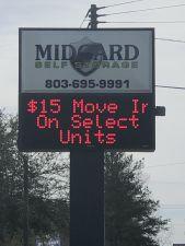 Photo of Midgard Self Storage - Columbia