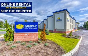 Simply Self Storage - 745 Old Willets Path - Hauppauge