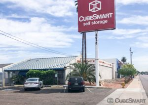 Photo of CubeSmart Self Storage - Phoenix - 4010 West Indian School Rd