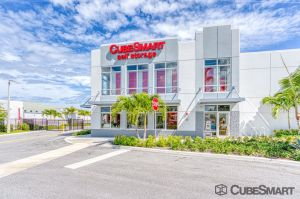Photo of CubeSmart Self Storage - Delray Beach - 1125 Wallace Dr