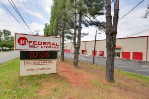 10 Federal Self Storage - 4955 Indiana Ave, Winston Salem, NC 27106