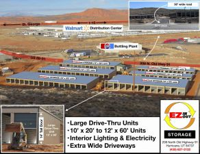Photo of EZ In EZ Out Storage- Hurricane, Washington, St. George and Surrounding areas