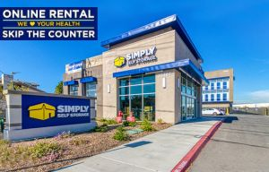 Simply Self Storage - 13461 Rosecrans Avenue - Santa Fe Springs