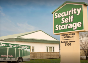 Photo of Security self storage -West