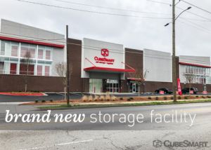 CubeSmart Self Storage - Atlanta - 578 Whitehall St SW