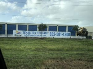 Photo of Texas Toy Storage