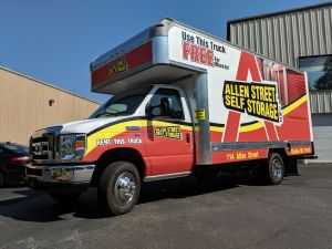Photo of Allen Street Self Storage - Clinton