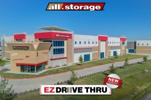 All Storage - Mansfield - (287 South @Heritage Pkwy) - 1743 Commerce Dr.