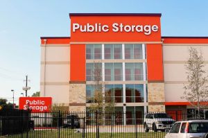 Public Storage - Dallas - 7895 Riverfall Dr