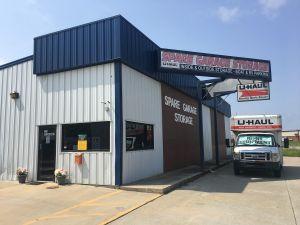 Photo of Spare Garage Storage