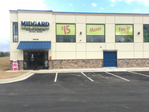Photo of Midgard Self Storage - Gainesville GA
