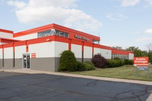 Public Storage - Madison Heights - 1020 W 13 Mile Rd