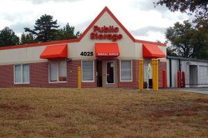 Public Storage - Charlotte - 4025 E WT Harris Blvd