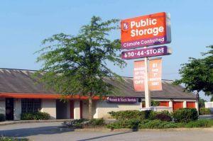 Public Storage - High Point - 2729 W English Road