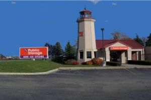 Photo of Public Storage - Clinton Township - 20200 Hall Road