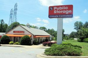 Photo of Public Storage - Greensboro - 1110 East Cone Blvd
