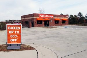Public Storage - Raleigh - 4121 Commodity Pkwy