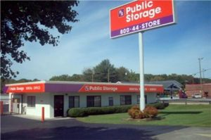 Public Storage - Birmingham - 9856 Parkway East