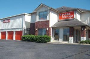 Public Storage - Nashville - 6117 Charlotte Pike