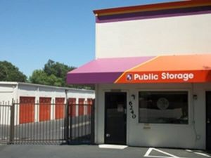Photo of Public Storage - Citrus Heights - 6240 Sylvan Road