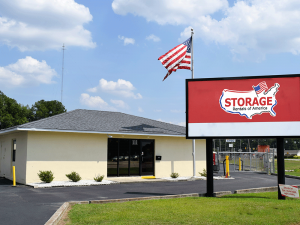 Photo of Storage Rentals of America - Rocky Mount - Country Club Rd