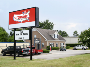 Photo of Storage Rentals of America - Grovetown - Wrightsboro Rd