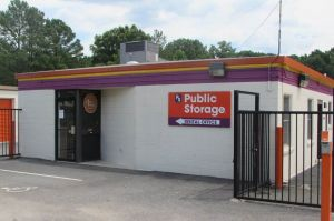 Public Storage - Richmond - 4805 Jefferson Davis Highway