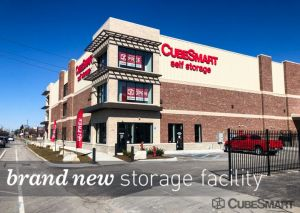 Photo of CubeSmart Self Storage - Indianapolis North Illinois Street