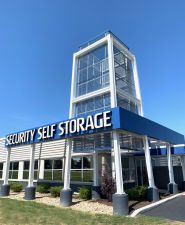 Security Self-Storage VII, Ltd. National Award Winning Facility