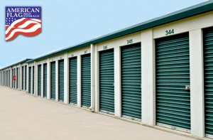 Photo of American Flag Storage - JJ Drive