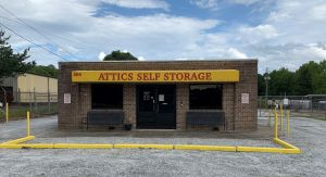 Photo of Attics Self Storage