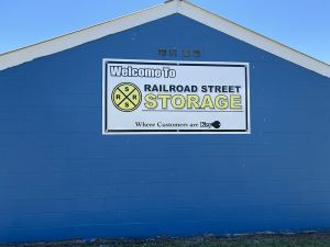 Photo of Railroad Street Storage