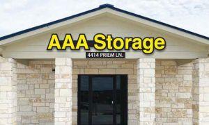 Photo of AAA Storage Gattis School