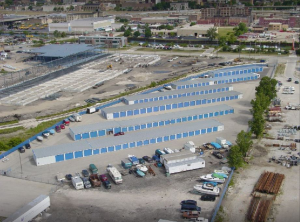 Storage Rentals of America - Milwaukee - W. Canal St